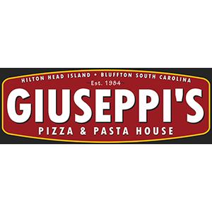 Giuseppi's Pizza and Pasta Logo
