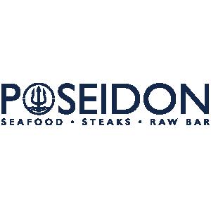 Poseidon Seafood logo