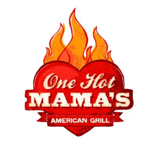 One Hot Mama's Logo