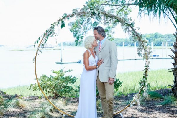 Waterfront wedding venues on HHI