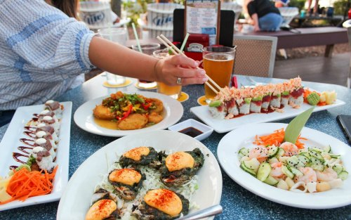 Picking the right sushi on HHI