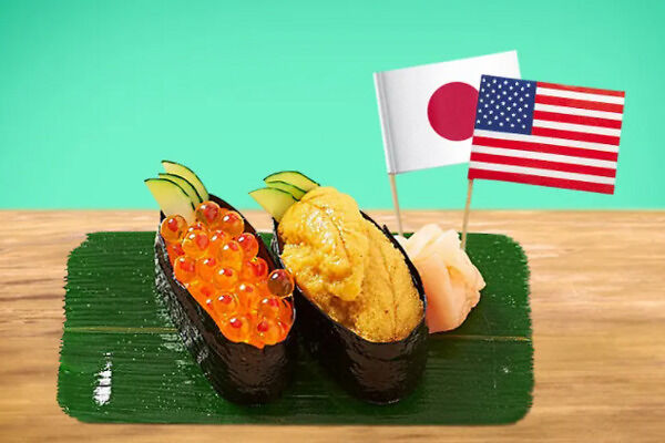 the sushi craze has come full circle