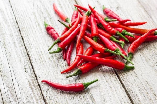 The aji amarillo chili pepper is possibly the most important ingredient in Peruvian cuisine